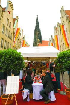 die andere Münster-Tafel