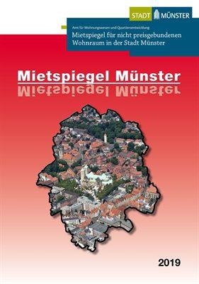 Münster hat einen neuen Mietspiegel: Die Mieten sind weiter gestiegen