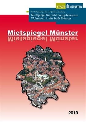 Mietspiegel 2019 (Bild: Stadt Münster)