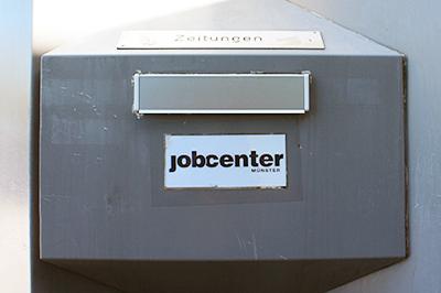 Jobcenter entlastet