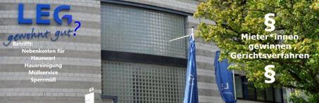 LEG in Münster: Nebenkosten für Hauswart müssen Mieter*in erstattet werden