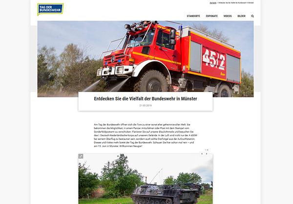 """Gewerkschaften kritisieren """"Tag der Bundeswehr"""": """"Bundeswehr ist kein Abenteuerspielplatz"""""""