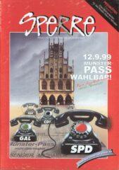 Printausgaben der Jahre 1986 bis 1999