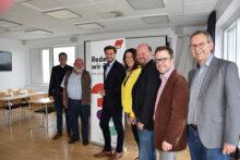 Gipfeltreffen der Gewerkschaften: Neuer DGB-Chef Nikolai-Koß formuliert ambitionierte Ziele
