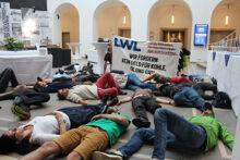 Fossil Free Münster zum LWL: Klimanotstand ohne Divestment ist leeres Versprechen