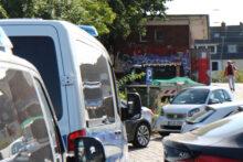 Eilmeldung: Besetzer*innen am ehemaligen Güterbahnhof geräumt