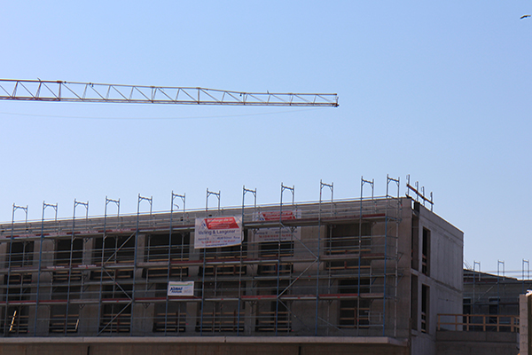 """Nach dem Baustopp Hafencenter: """"Es steht 4:0 für uns!"""" – Ideenschmiede angeregt"""