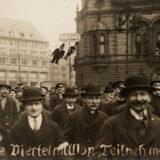 Vor 100 Jahren: Gründung des Allgemeinen Deutschen Gewerkschaftsbundes