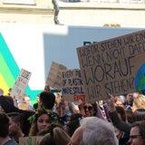 Linke und DGB Münster: Gemeinsam Flagge zeigen! Politik und Wirtschaft müssen beim Klimaschutz aufs Tempo drücken