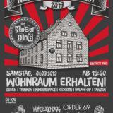 """Nieberdingstraßenfest: """"Wohnraum erhalten!"""""""