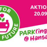 "Park(ing) Day im Hansaviertel: ""Viertel for Future"""