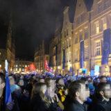Drohungen: Rechtsextreme wollen auch in Münster einschüchtern