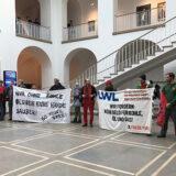 """Fossil Free Münster: """"Wir kommen wieder und werden erst Ruhe geben, wenn der LWL konsequentes Divestment beschlossen hat"""""""