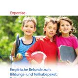 Studie des Paritätischen zum Bildungs- und Teilhabepaket: Bildungshilfen erreichen nur jedes siebte Kind