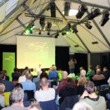 Sondermitgliederversammlung: Grüne lehnen Hafencenter-Kompromiss ab