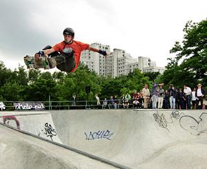 stadt skatepark berg-fidel