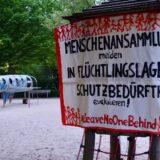 Flüchtlingslager schließen – Solidarität statt Abschottung
