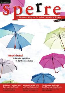 Cover SPERRE Fruehjahr 2020