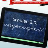 """Printausgaben der """"SPERRE – Münsters Magazin für Arbeit, Soziales & Kultur"""""""
