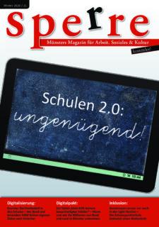 thumbnail of Sperre Titel Winter 2020